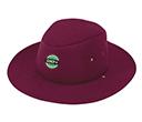 Poly Viscose School Hats