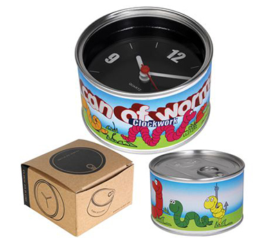 Clocks In A Can
