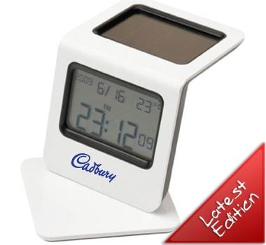 Solar Desk Clocks