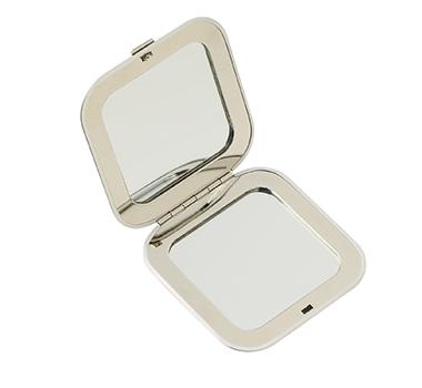 Square Compact Mirrors
