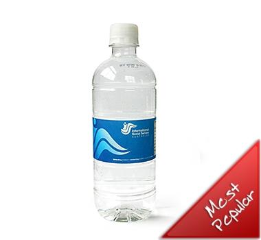 600ml Natural Spring Water Bottles