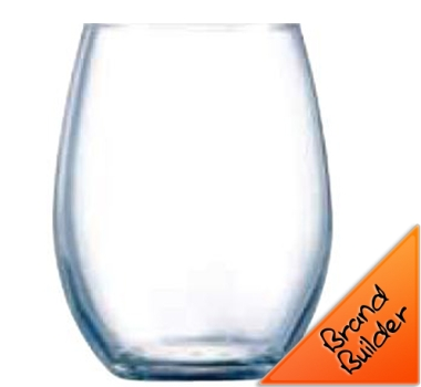 Primary Stemless Glasses 440mL