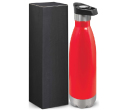 Push Button Vacuum Bottles