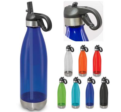 Translucent Flip Lid Bottles