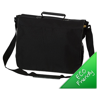 ECO 51% Recycled Flap Over Satchels