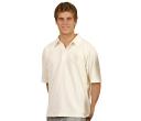 Mesh Knit Short Sleeve Cricket Polos