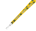 Heat Transfer Environmentally Friendly Lanyards