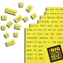 Magnetic Word Games