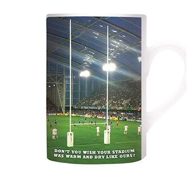 Roma Dye Sublimation Mugs