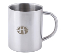 Stainless Steel Double Wall Barrel Mugs