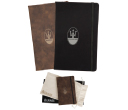 AGRADE Sueded Leatherette Journal