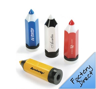 Pencil Shaped Sharpeners