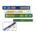 BioGreen Pencil & Ruler Sets