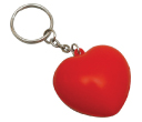 Heart Stress Keyrings