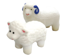 Sheep Stress Toys