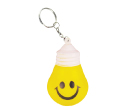 Smiley Face Stress Keyrings