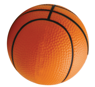 Stress Basketballs