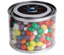 Drum of Assorted Colour Mini Jelly Beans