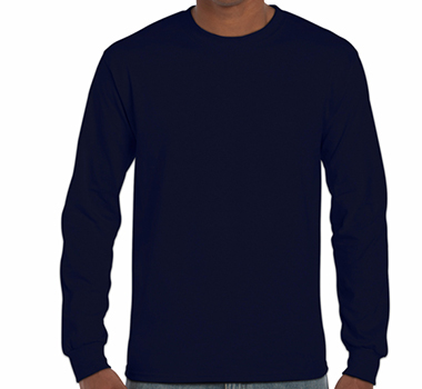 Ultra Cotton Adult Long Sleeve T Shirts