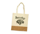 Cotton Cork Tote Bags