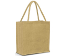 High Street Jute Tote Bags