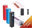 Aluminium Mobile Phone Power Banks