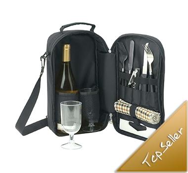 Kimberley Cooler Bag Wine & Cheese Sets